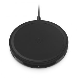 Belkin BOOST UP Bold Wireless Charging Pad 10W for Apple, Samsung, LG and Sony - Black