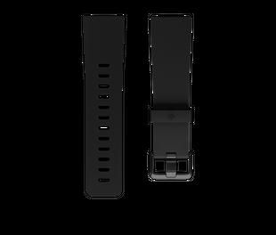 Fitbit Versa Classic Accessory Band Black - Small