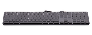 LMP USB Wired Keyboard Space Gray – US