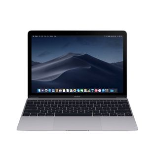 "MacBook 12"" Dual-Core M3 1.2GHz, 8GB, 256GB SSD - Space Gray, INT клавиатура"