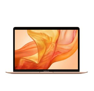 "MacBook Air 13"" Retina Display with True Tone 1,6GHz, 8GB, 256GB SSD - Gold, BG клавиатура"