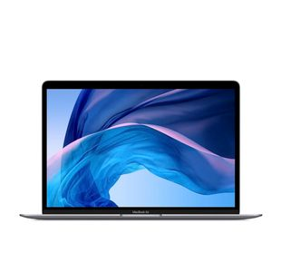"MacBook Air 13"" Retina Display with True Tone 256GB SSD - Space Gray, INT клавиатура"