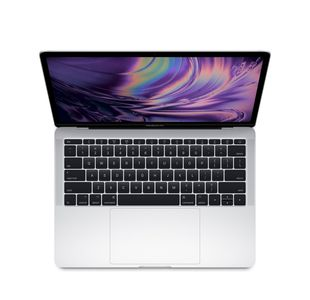 "MacBook Pro 13"" Retina Display с Touch Bar 256GB SSD - Silver, INT клавиатура"