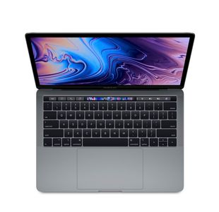 "MacBook Pro 13"" Retina Display с Touch Bar 2.4GHz, 256GB SSD - Space Gray, INT клавиатура"