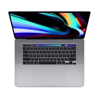 "MacBook Pro 16"" True Tone Retina Display с Touch Bar 2.6GHz, 16GB, 512GB SSD - Space Gray, INT клавиатура"