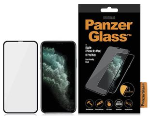 Стъкло PanzerGlass Edge-to-Edge за Apple iPhone X/XS/11 Pro Max - Black