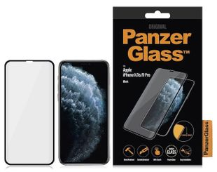 Стъкло PanzerGlass Premium за Apple iPhone X/XS/11 Pro - Black