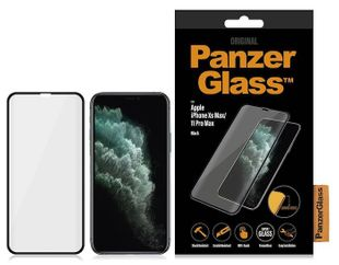 Стъкло PanzerGlass Premium за Apple iPhone XS Max/11 Pro Max - Black