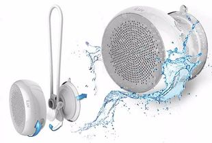 iLuv Shower BT Speaker