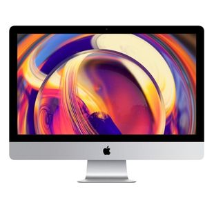 "iMac 27"" Retina 5K Display 3.7GHz 6 Core i5 9th gen., 8GB, 2TB Fusion Drive - с BG клавиатура"