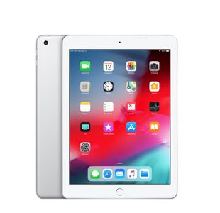 iPad 6 with WiFi - 32GB - Silver
