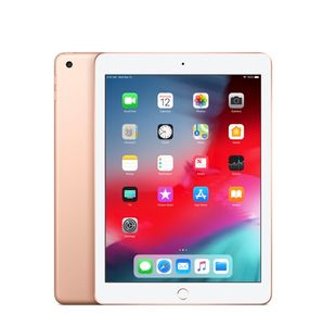 iPad 6 with WiFi + Cellular - 32GB - Gold
