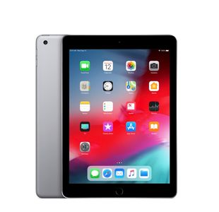 iPad 6 with WiFi + Cellular - 32GB - Space Gray