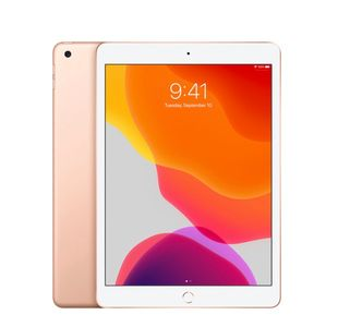 "iPad 7 10.2"" with WiFi 128GB - Gold"