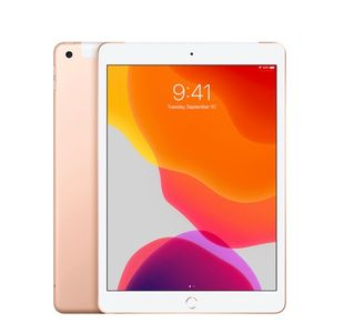 "iPad 7 10.2"" with WiFi + Cellular 128GB - Gold"
