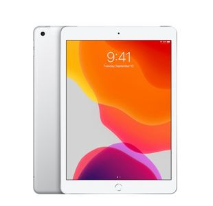 "iPad 7 10.2"" with WiFi + Cellular 128GB - Silver"