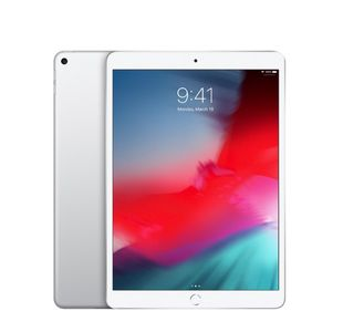 "iPad Air 10.5"" WiFi + Cellular 64GB - Silver"