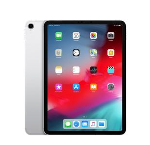"iPad Pro 11"" with WiFi + Cellular 64GB - Silver"